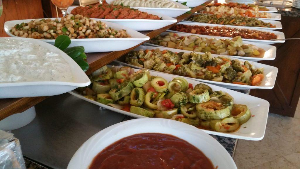 meal, roomservice, hotel restaurant, kyrenia north cyprus