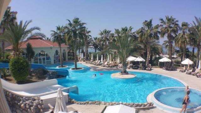 Oscar resort hotel Girne kibris wwwoscarresortcom