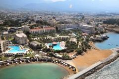 oscar resort hotel external general view